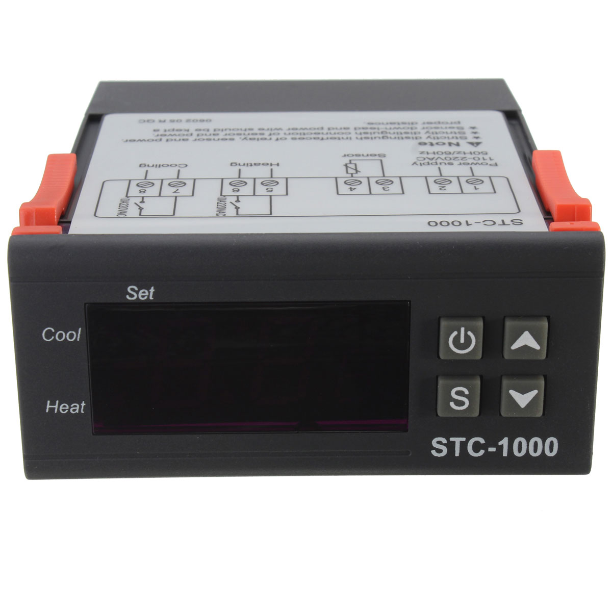 Digital STC 1000 ALL Purpose Temperature Controller Thermostat With  #B02C1B