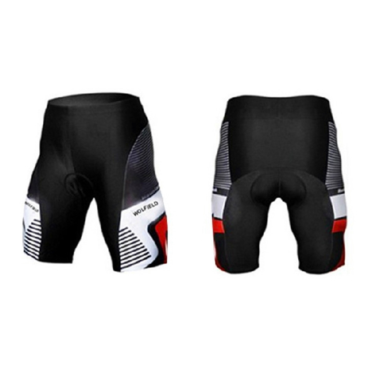neu herren fahrradhose radhose radlerhose radshort. Black Bedroom Furniture Sets. Home Design Ideas