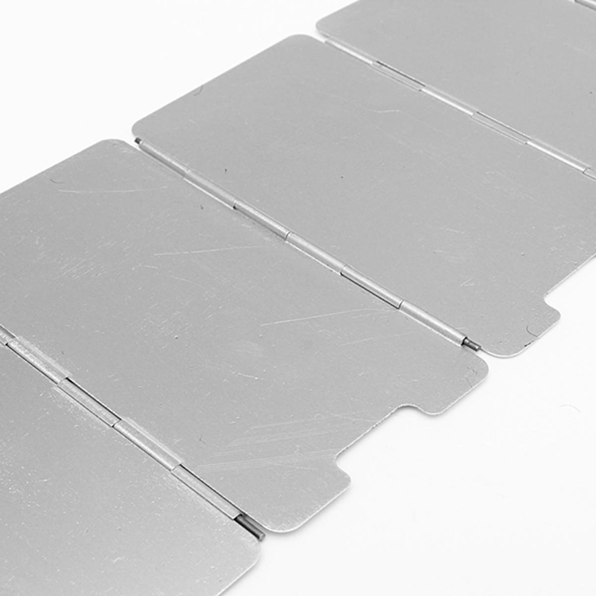 9 plaque aluminium pliage cuisine gaz pare vent pour - Plaque alu pour cuisine ...
