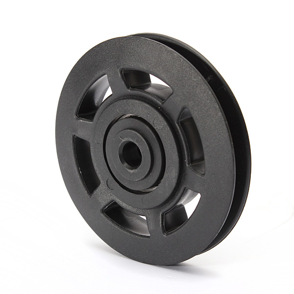 95mm Universal Bearing Pulley Wheel Cable Gym Equipment ...