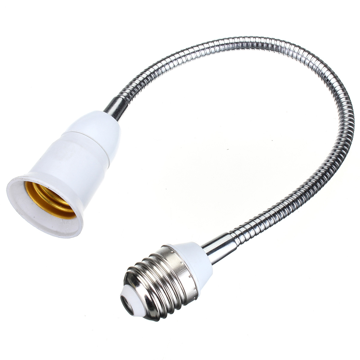 E27 Light Bulb Lamp Holder Screw Socket Pro Flexible