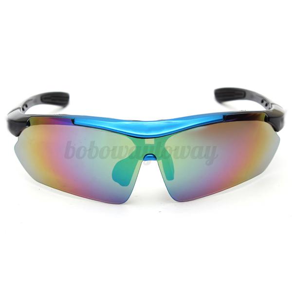 fahrrad brille sonnenbrille polarisiert sportbrille radbrille 5 wechselgl ser. Black Bedroom Furniture Sets. Home Design Ideas