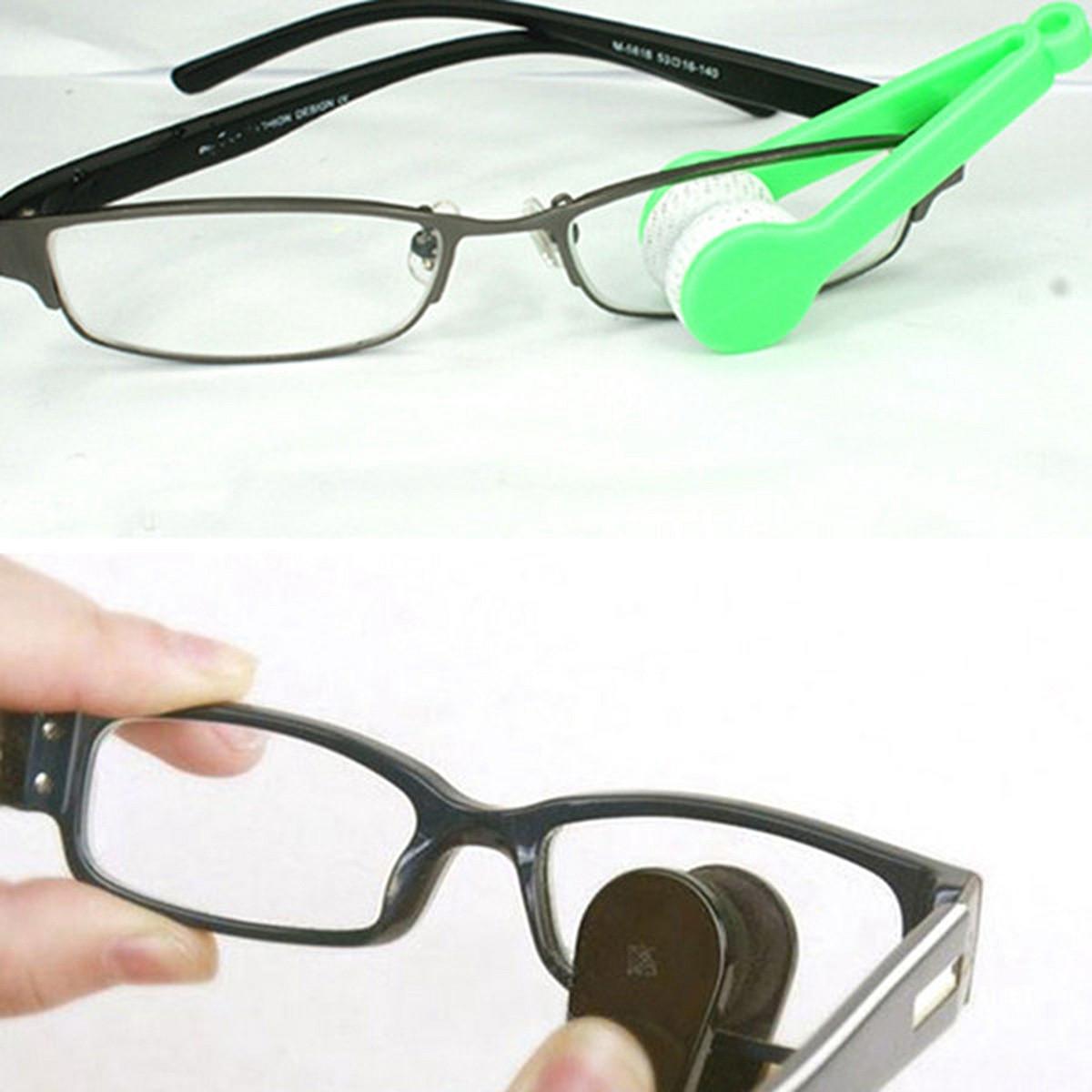 3x Micro-Fibre Glasses Lens Cleaner Eyeglasses Clean Sun ...