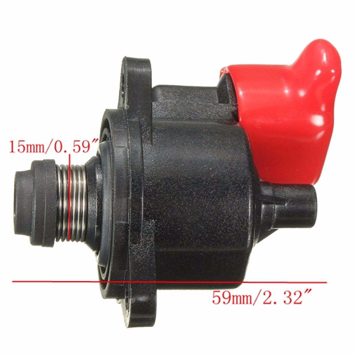 Idle Air Control Valve For Mitsubishi Lancer Galant Outlander Chrysler MD628318