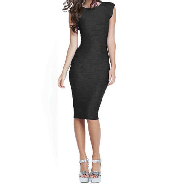Fashion Women Bodycon Stretch Party Cocktail Evening Clubwear Mini Pencil Dress