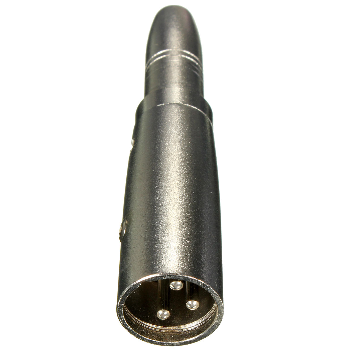 Mic 3pin Xlr Male Plug To 1 4in 635mm Mono Female Socket Connect Wiring Diagram 4 Jack Of 6 Cable