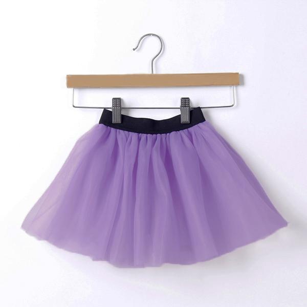 Children Baby Girl Elastic Tulle Ballet TUTU Dance Princess Dress PettiSkirt