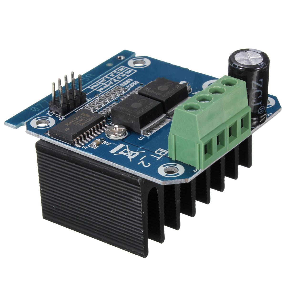 New Semiconductor Bts7960b Motor Driver 43a H Bridge Drive