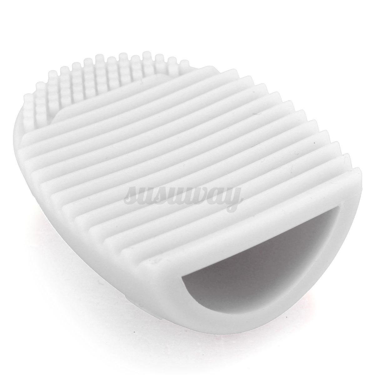 Brush-Egg-Wash-Artifact-Cleaning-Hanging-Finger-Glove-Makeup-Holder-Beauty-Tools