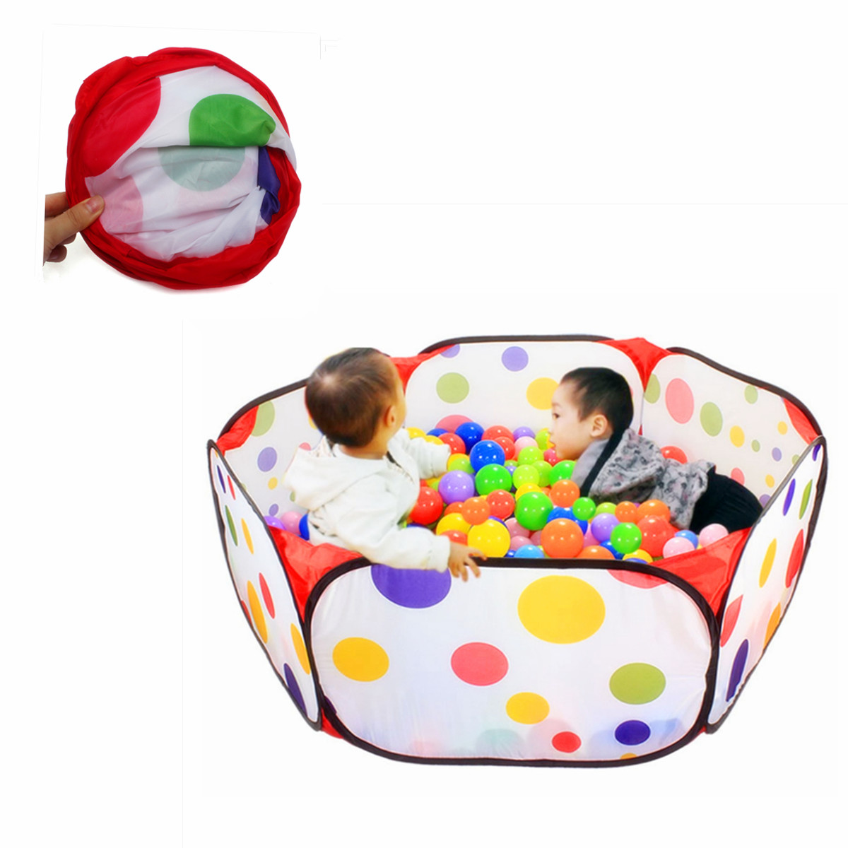 how to make a ball pit in your room