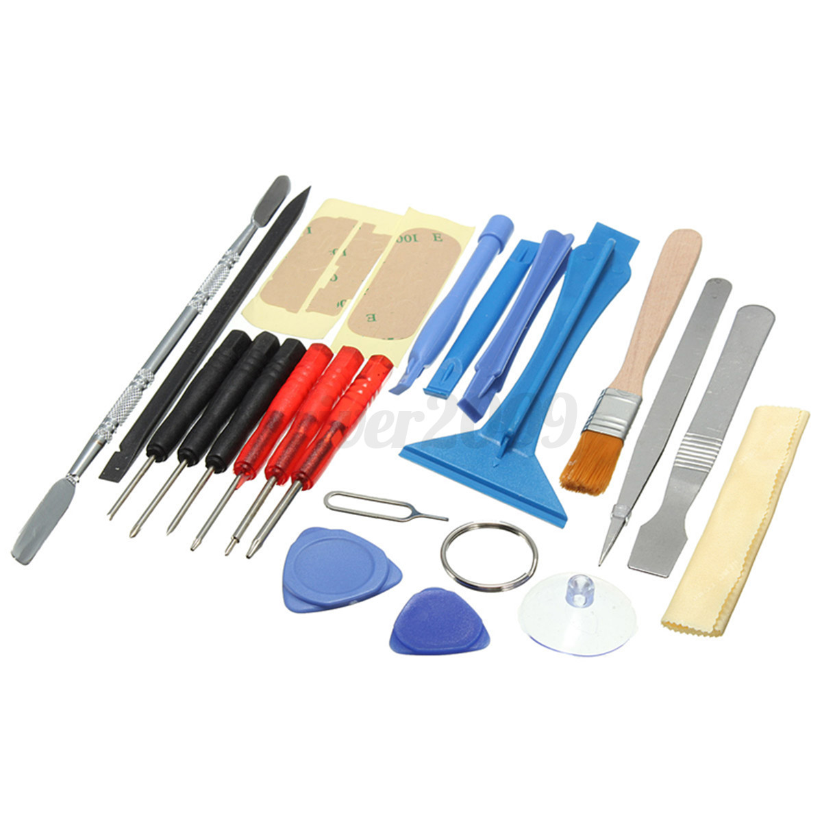 22 in 1 repair screwdriver spudger open pry tools set for iphone 6s 6 plus 5s. Black Bedroom Furniture Sets. Home Design Ideas