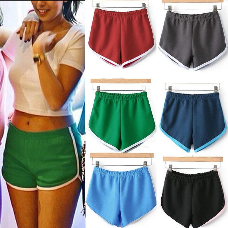 neu damen sport kurze hose bade jogging shorts badehosen. Black Bedroom Furniture Sets. Home Design Ideas