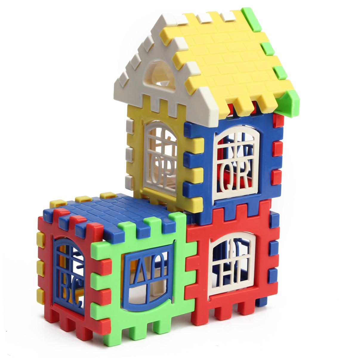 Building Toys For Babies : Pcs baby kid children house building blocks construction