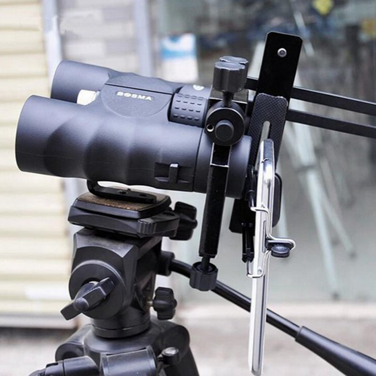 Universal Stand Metal Spotting Scopes Telescope Mounts For