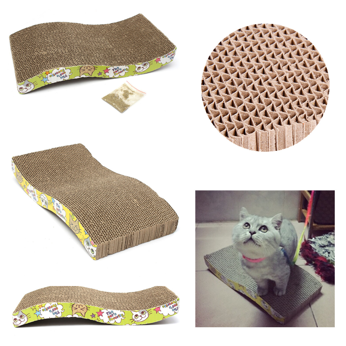 Emery Cat Scratching Post New 201580619312 also Ourproduct additionally 16395986113455422 additionally Good Quality Glue On Nails besides 247943898. on cat nail file scratcher