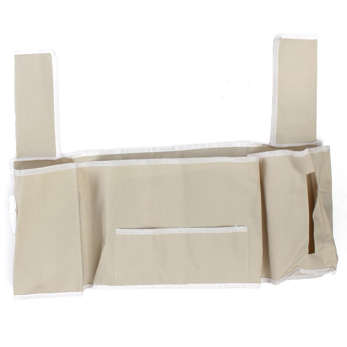 poche rangement suspendre sac mural lit organisateur range pliable vide poches. Black Bedroom Furniture Sets. Home Design Ideas