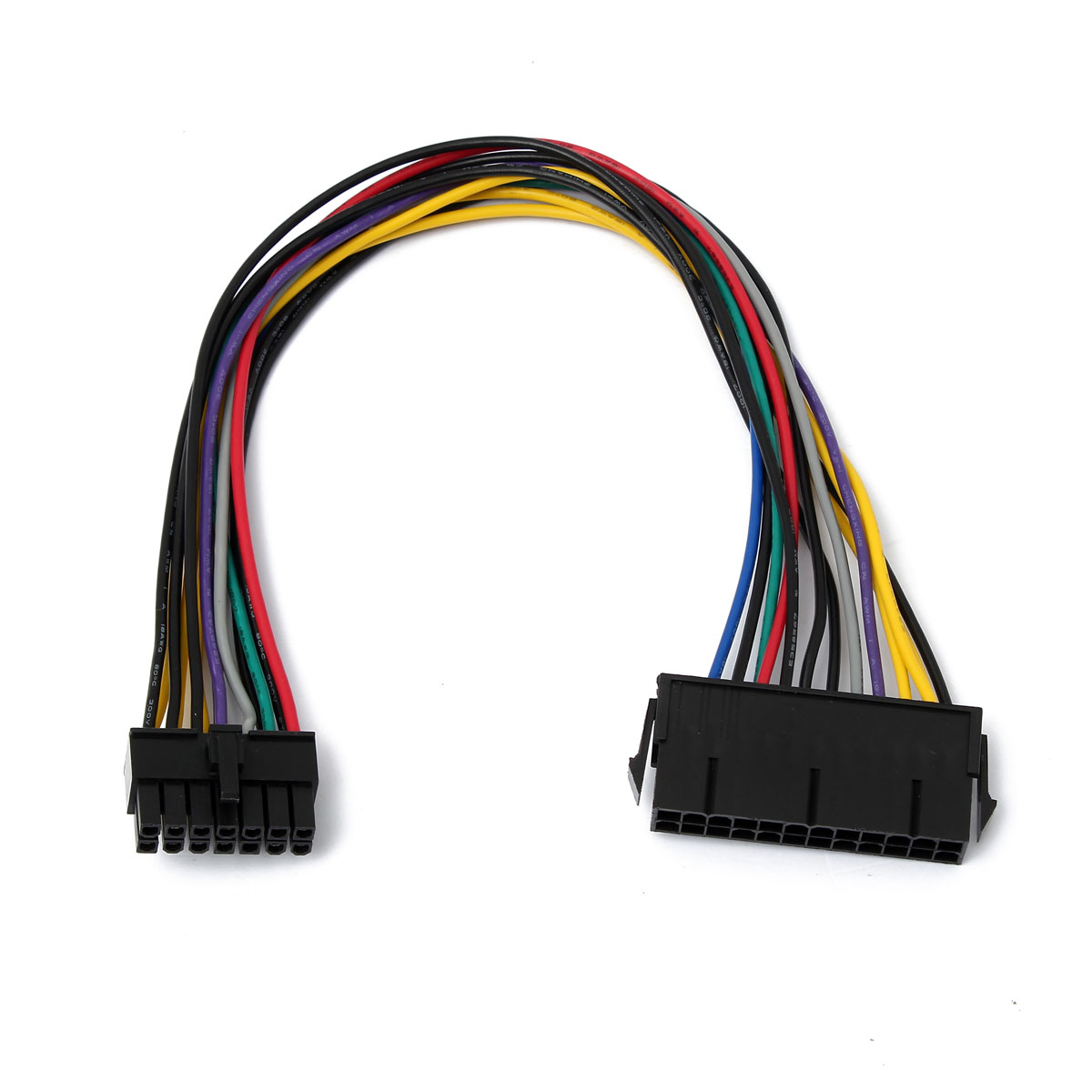 24 pin to 14 pin power supply atx cable for lenovo q77 b75. Black Bedroom Furniture Sets. Home Design Ideas