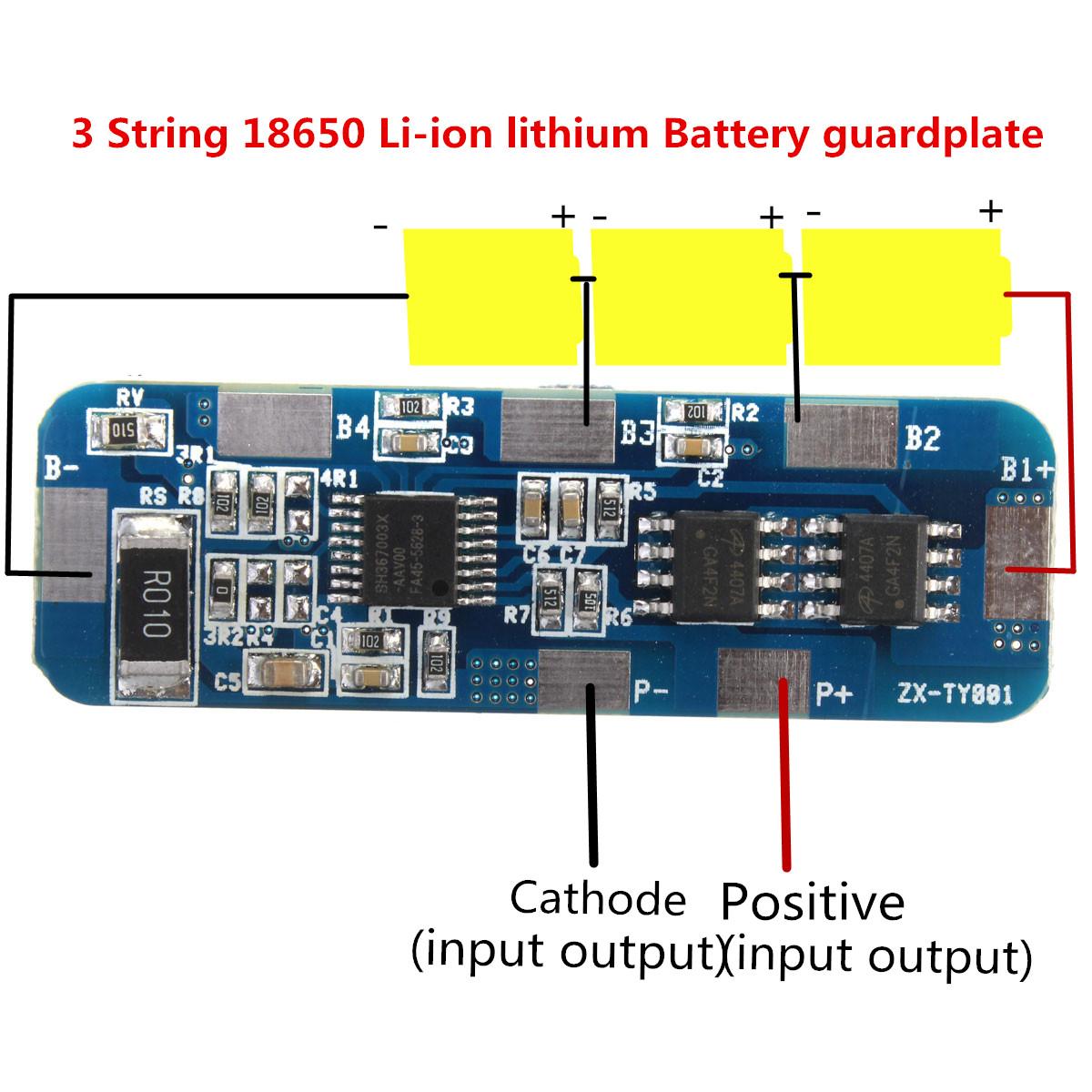 Reconditionner Une Batterie De Perceuse Pour La Passer De
