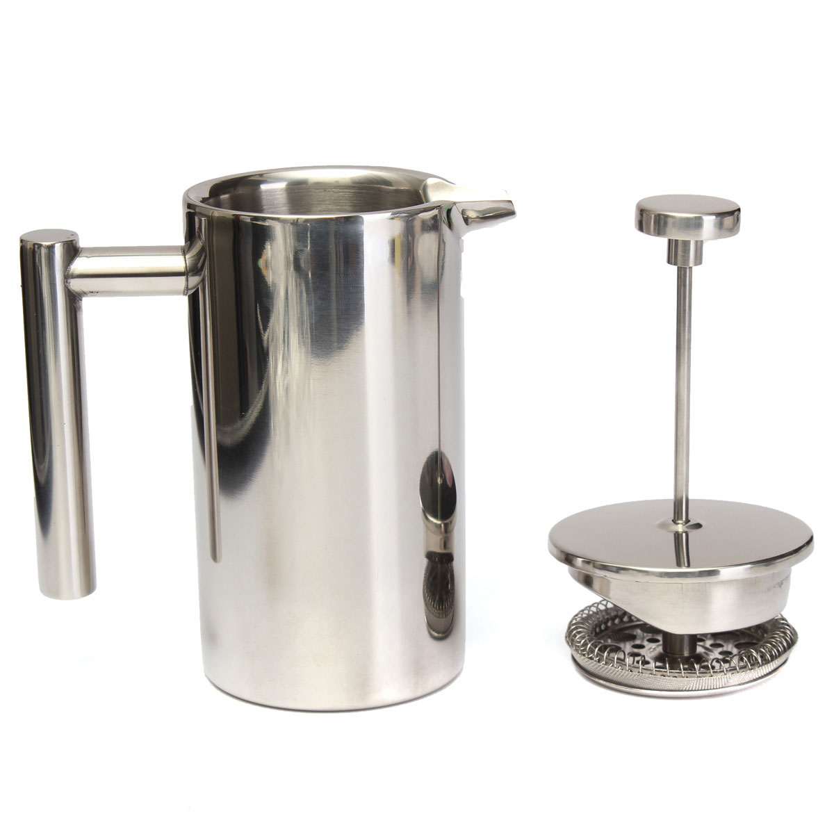 350ml Double Wall Stainless Steel Coffee Fliter ...