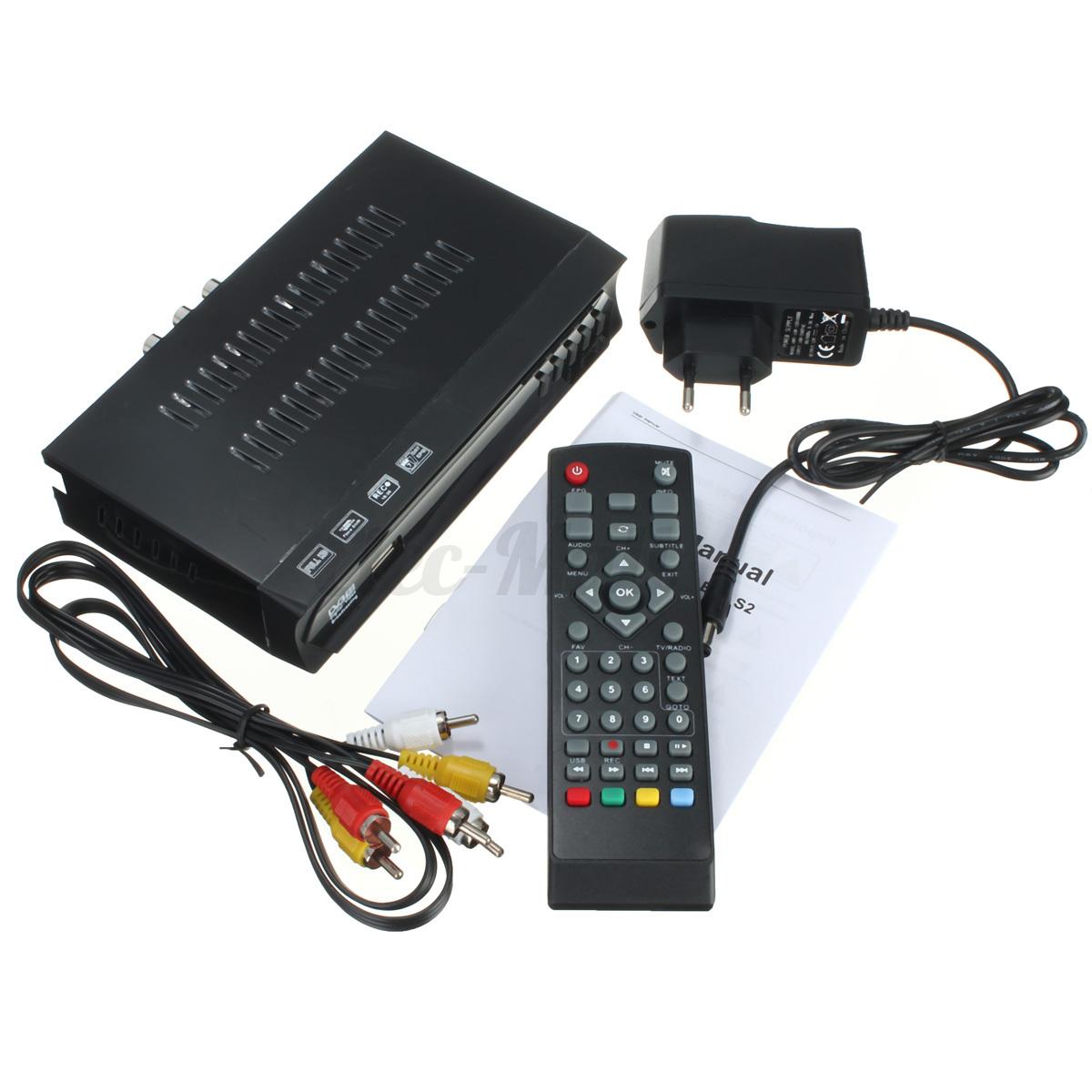 full hd dvb s s2 digital video freesat pvr tv receiver set. Black Bedroom Furniture Sets. Home Design Ideas