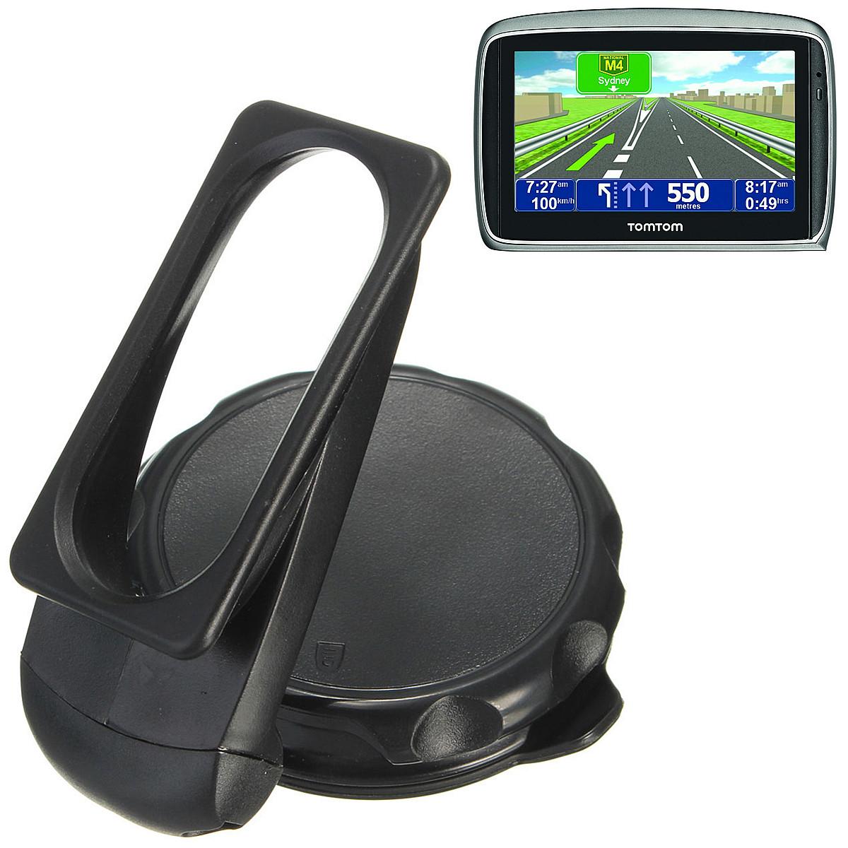 car windscreen gps mount holder for tomtom go 720 730 920. Black Bedroom Furniture Sets. Home Design Ideas
