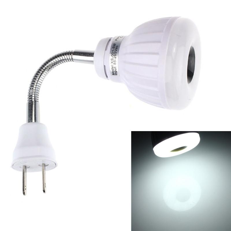 5W LED 25SMD PIR Infrarot Sensor Lampe Bewegungsmelder Licht Glühbirne Steckdose -> Led Lampe Infrarot