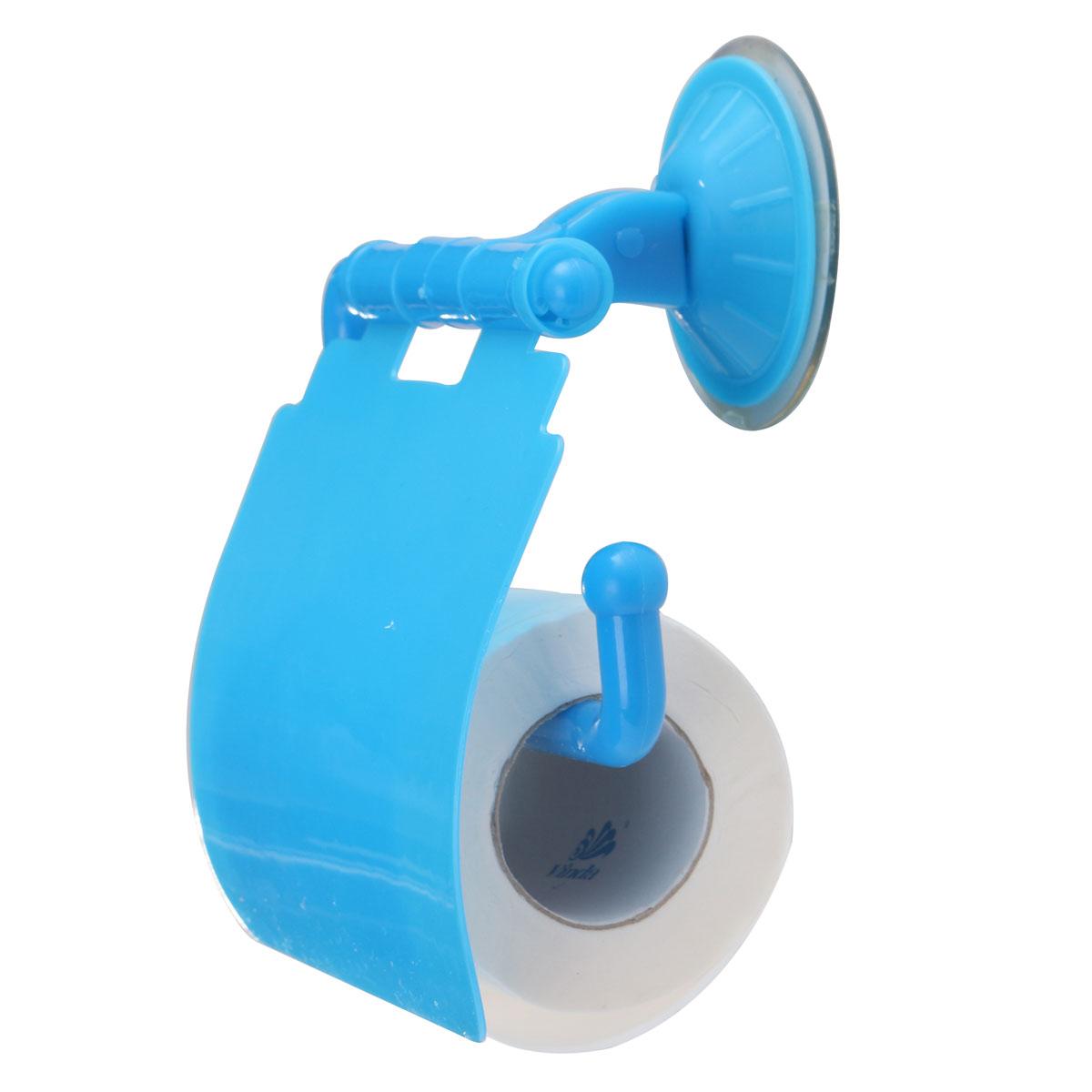Lech n ba o montado en la pared papel higi nico soporte for Colgador toalla bano
