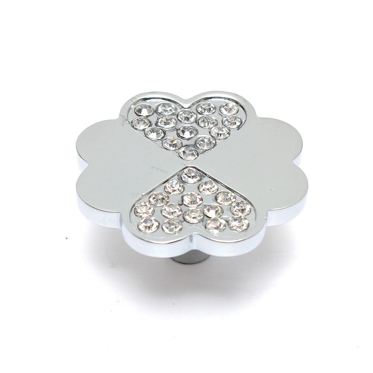 Zinc Alloy Pull Handles Knobs For Cabinet Cupboard Wardrobe Drawer Door Hardware Ebay