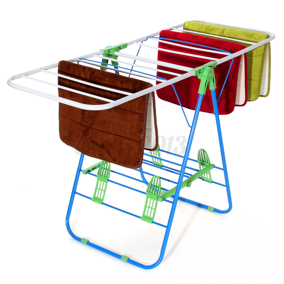 Clothes Drying Y Airer Dry Rack Indoor Folding Garment