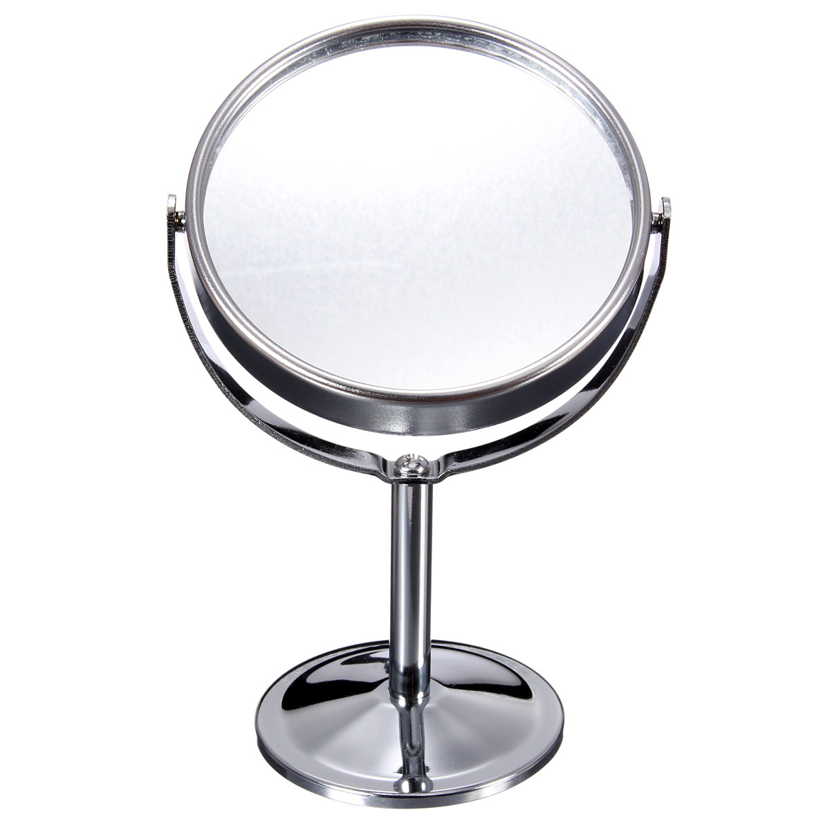 Double Sided Round Magnifying Bathroom Make Up Cosmetic