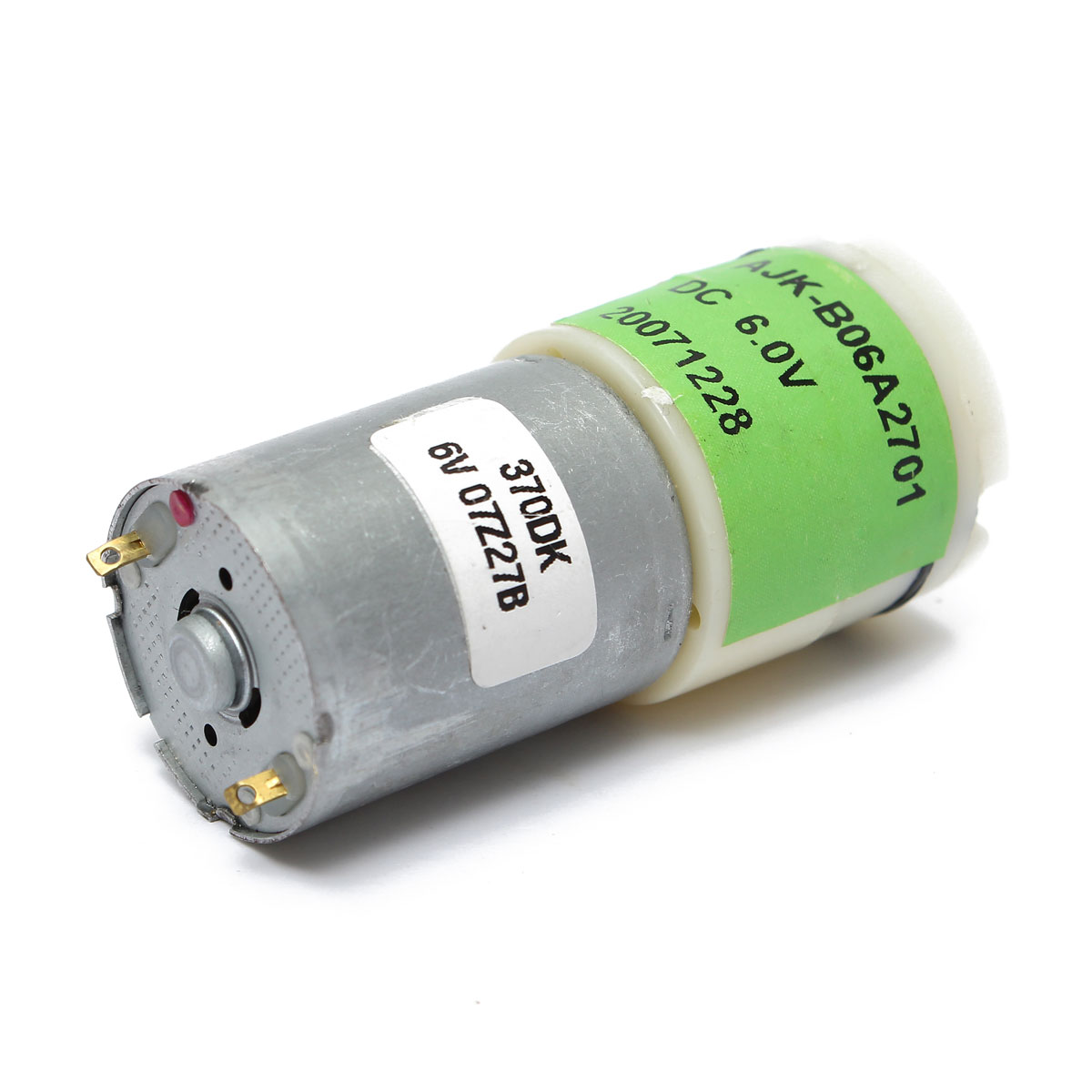 New 3v 6v Dc 370 High Power Small Mini Micro Air Motor