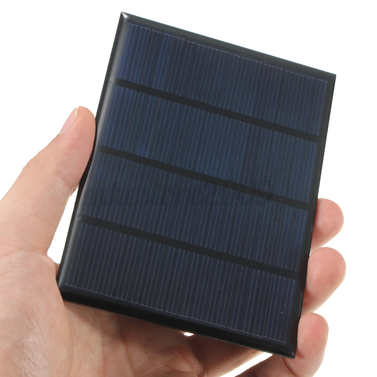Portable Mini Solar Panel Diy Module For Battery Cell
