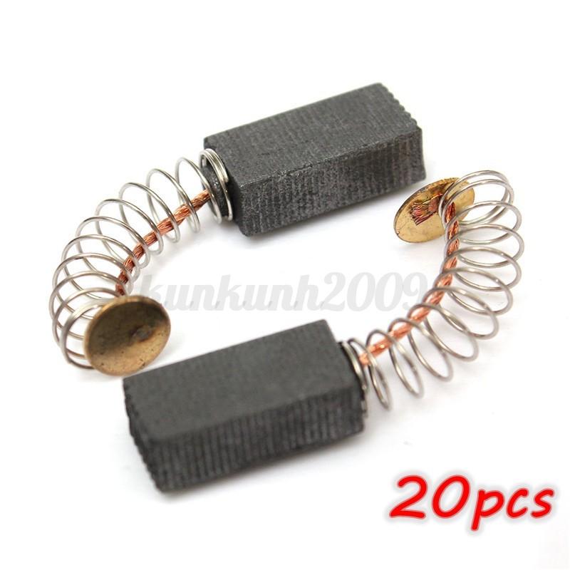 2pcs balais charbon brosse brush r paration g n ral electrique moteur 16x8x5mm ebay. Black Bedroom Furniture Sets. Home Design Ideas