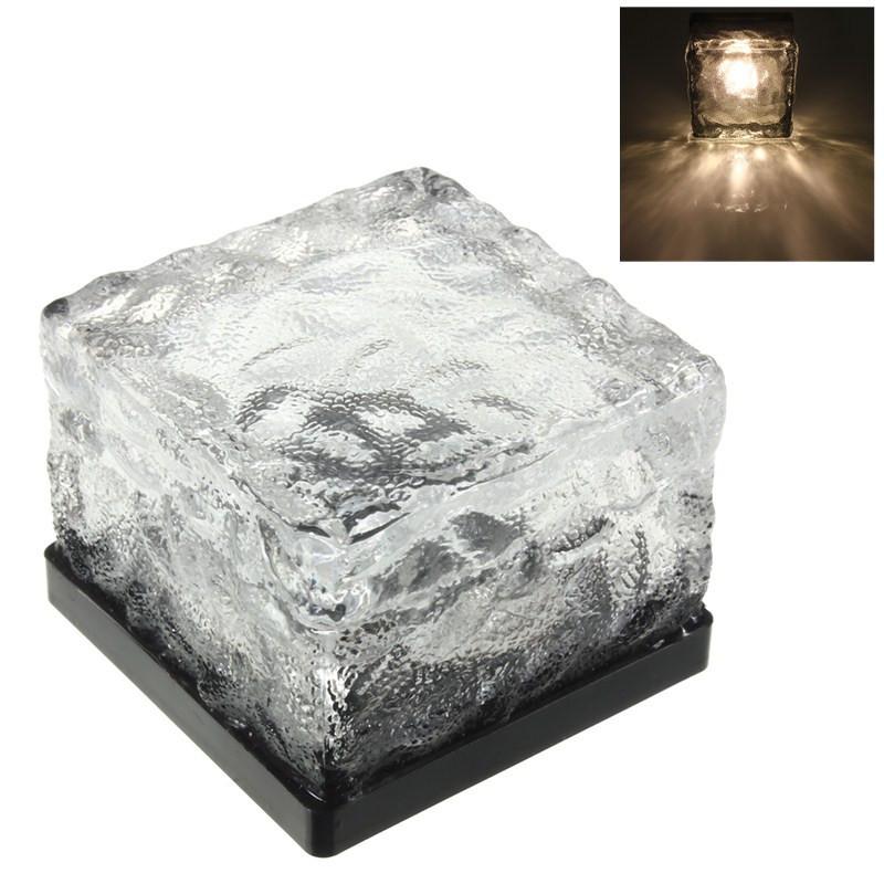 Pannello Solare Per Luce Scale : Led illuminazione da sentiero lampada esterna pannello