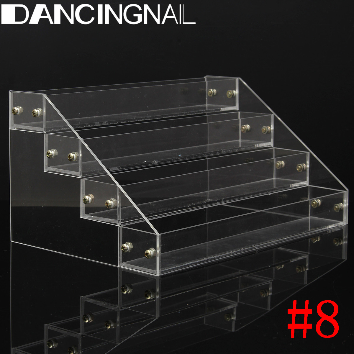20 66 nagellack treppe display large f r circa flaschen for Nagellack treppe