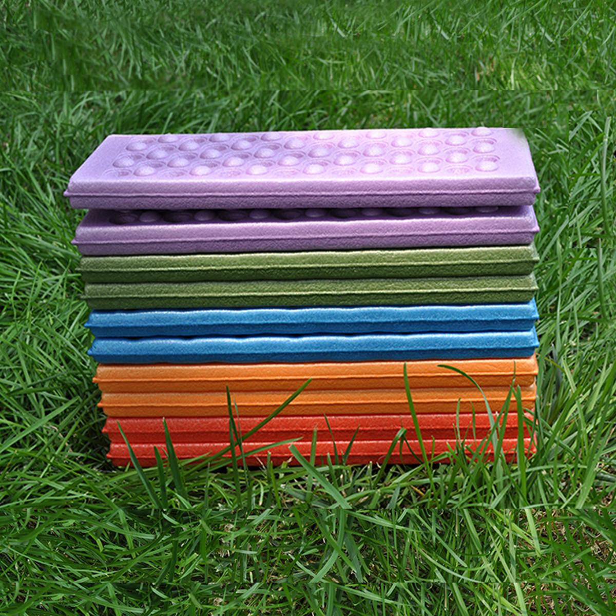Foldable XPE Outdoor Seat Cushion Foam Chair Waterproof Mat Picnic Camping Pa