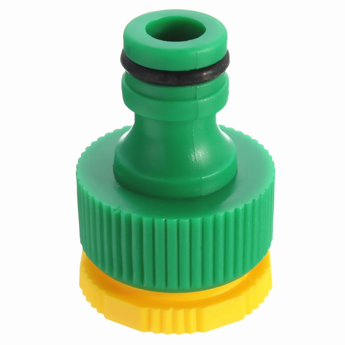 Quot quick connector tap adaptor plastic garden water hose