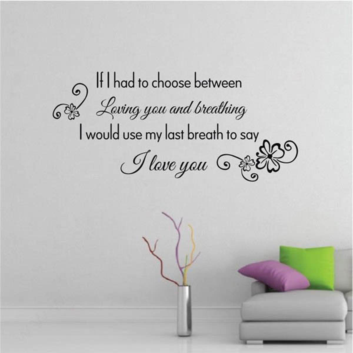 wall decor plus more wall sticker quotes for family room dec