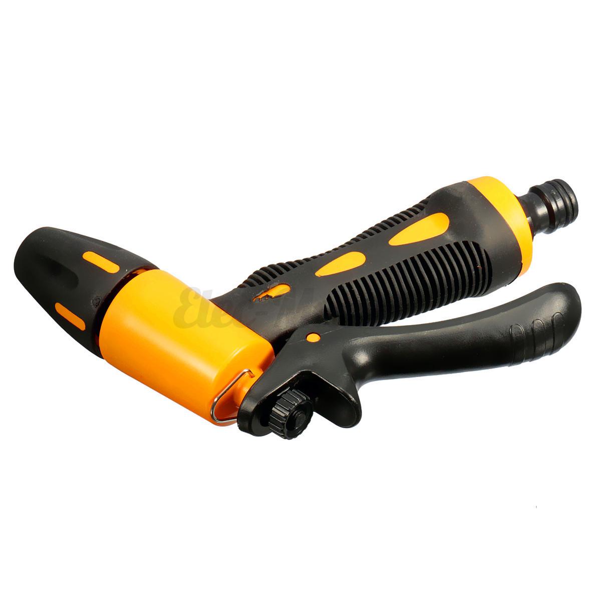 High pressure water spray gun floor car garden brass