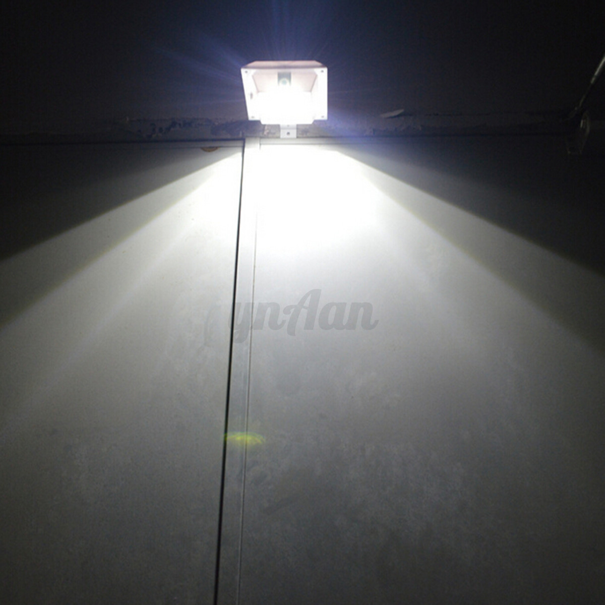 3 Led Solaire Lampe Eclairage S Curit Etanche Pour Maison