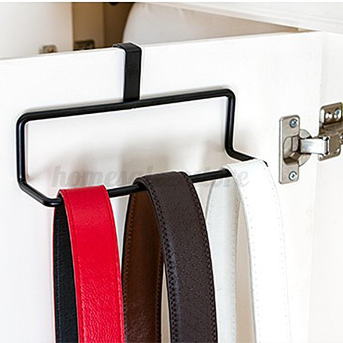 19cm Cabinet Hanger Over Door Kitchen Drawer Towel Holder Hook Storage Bathroom Ebay