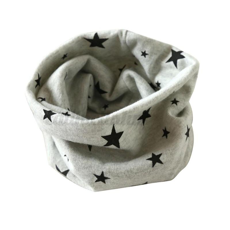 enfants b b unisex fille gar on foulard echarpes tour de cou ch le scarf toile ebay. Black Bedroom Furniture Sets. Home Design Ideas
