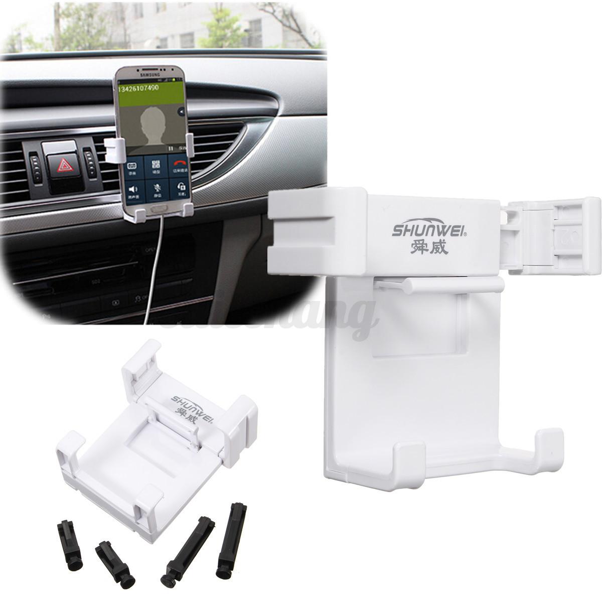 Porta cellulare supporto da auto aria bocchette per for Da mp4 a mp3