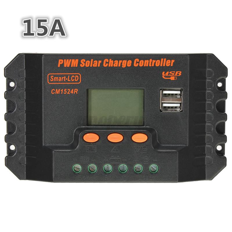 Regolatore Pannello Solare Artinya : Regolatore di carica pannello solare a lcd
