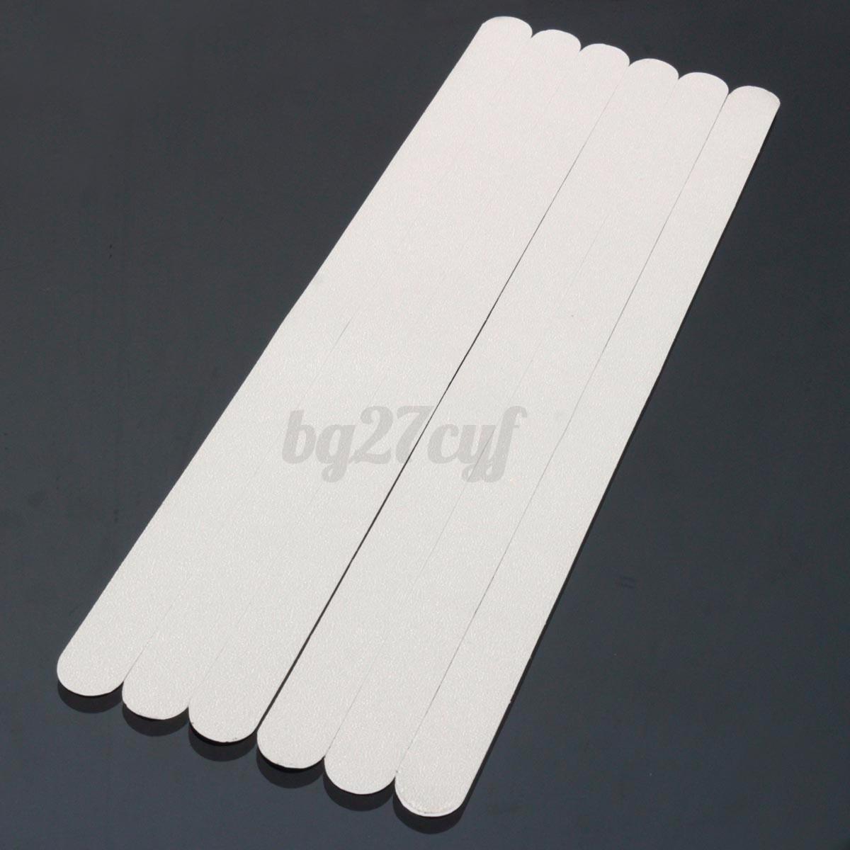 anti rutsch bbad aufkleber dusche streifen pad fu b den sicherheit band matte ebay. Black Bedroom Furniture Sets. Home Design Ideas