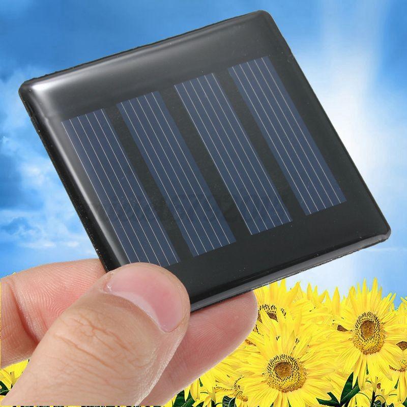 Mini 2 4 5v Diy Solar Panel Module System Home Decor For