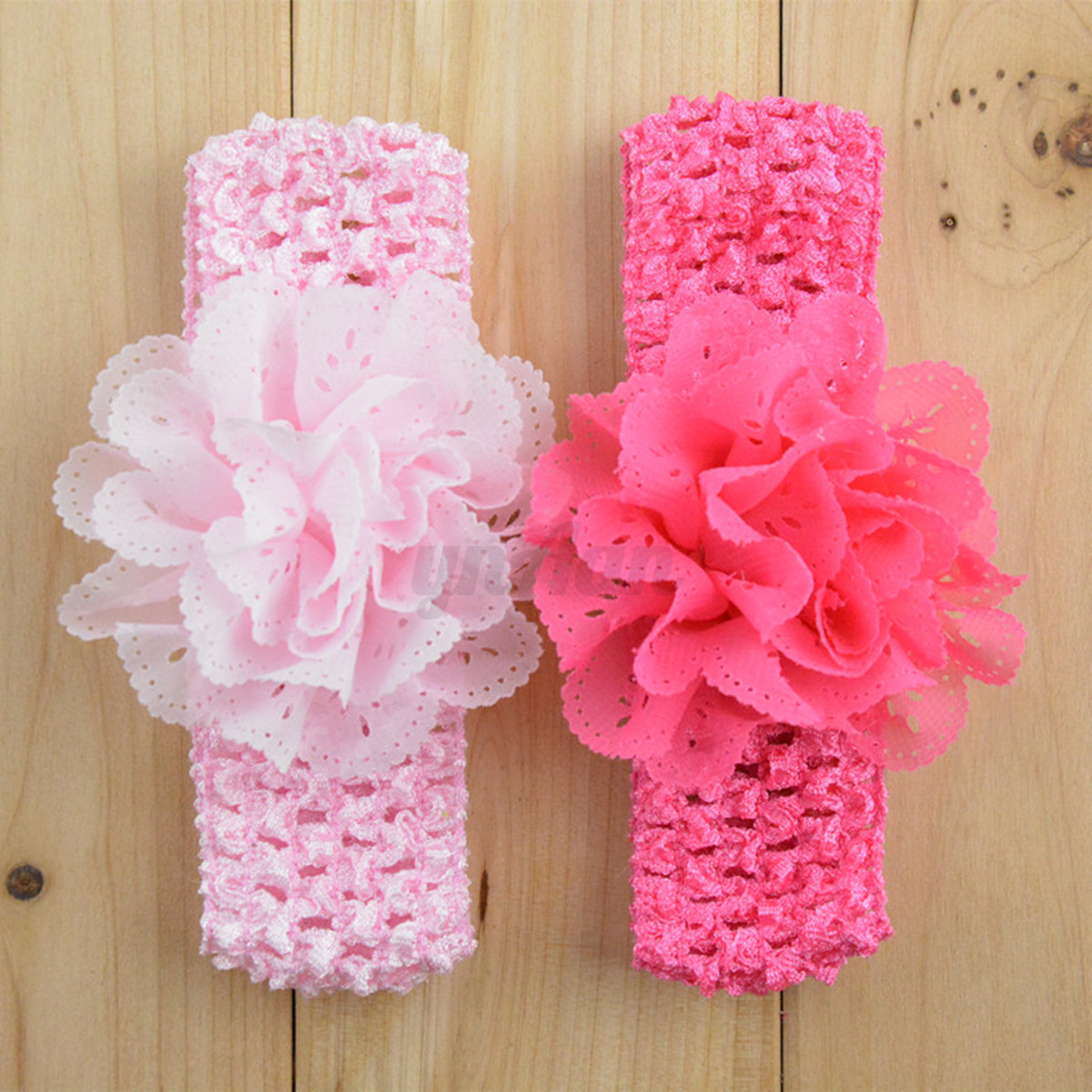about 1.5 Crochet Elastic Stretchy Waistband Headband Hair Band ...