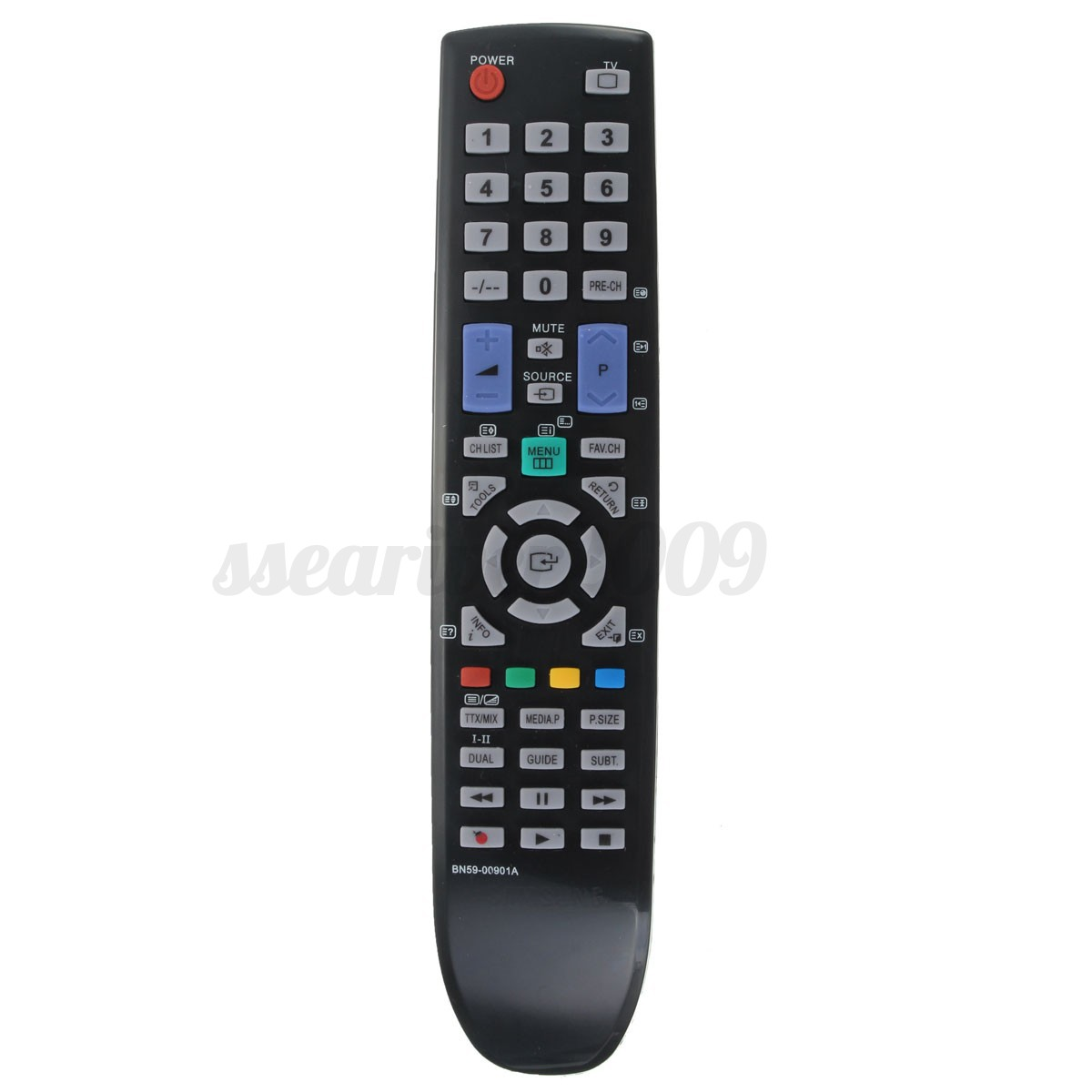 Replacement Remote Control For Samsung BN59 00940A LCD TV