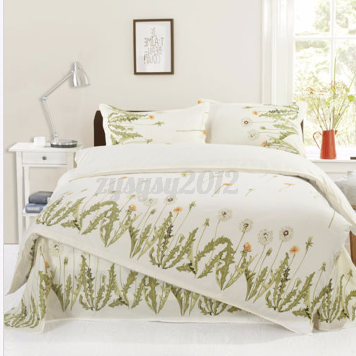 Modern Duvet Cover With Pillow Case Quilt Cover Bedding