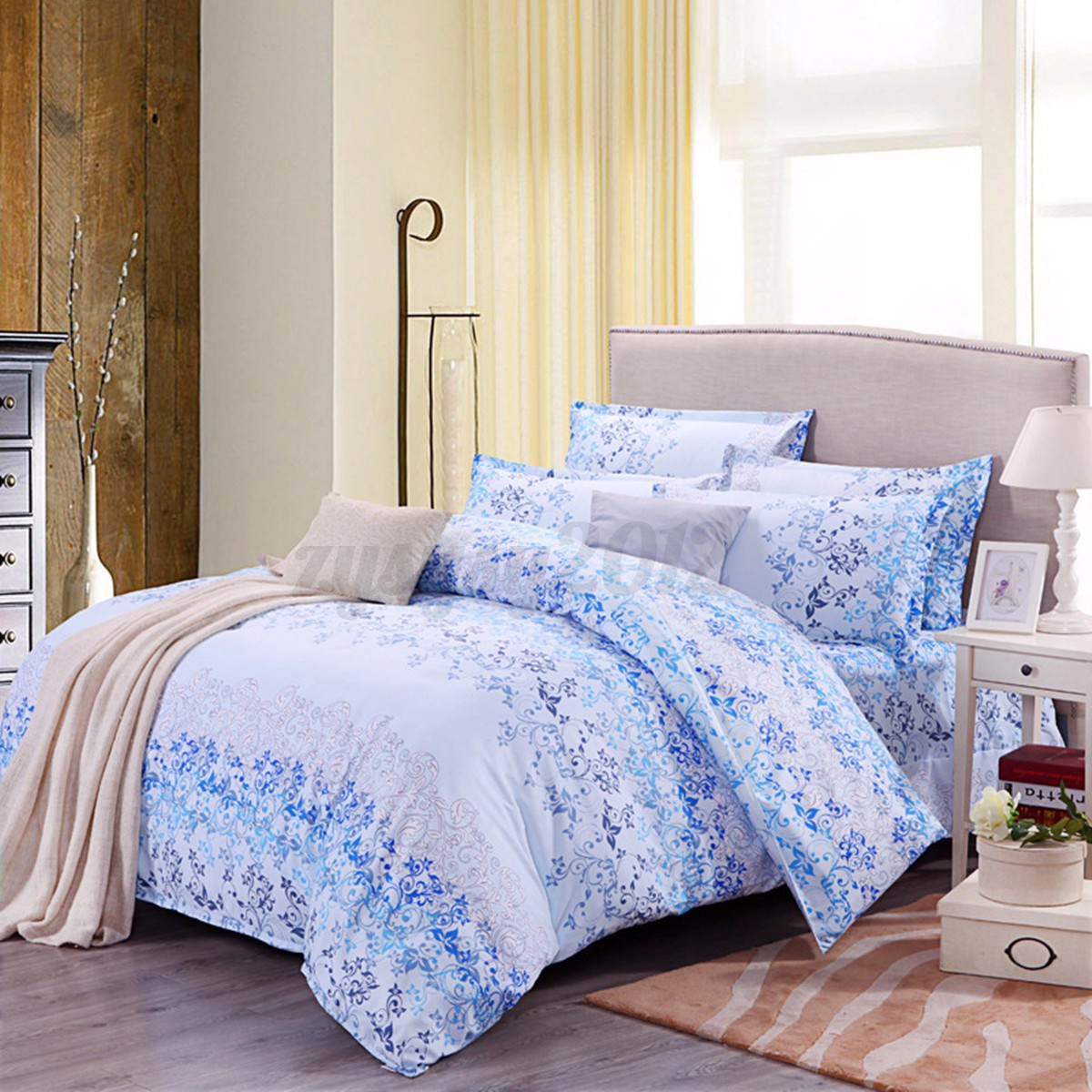 The Duvet Cover is hand finished in % cotton with same stripe reverse and cotton twill ties for a casual, sleep-in look and feel. Ticking Stripe Duvet Cover features: * Coordinates with our .